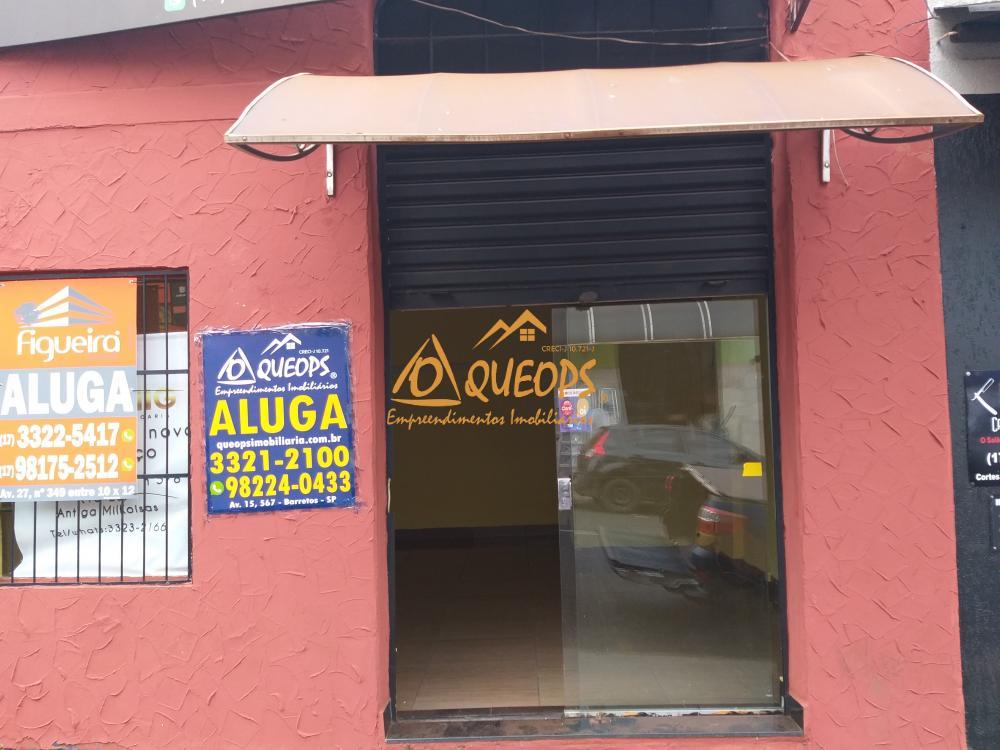 Alugar Comercial / Salão em Barretos R$ 900,00 - Foto 2