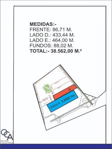 Barretos Jardim Sao Paulo Rural Venda R$1.500.000,00  Area do terreno 38562.00m2